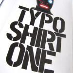 TypoShirt One ist bei Index Book erschienen
